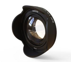 Weitwinkel für DC Kamera, Sealife