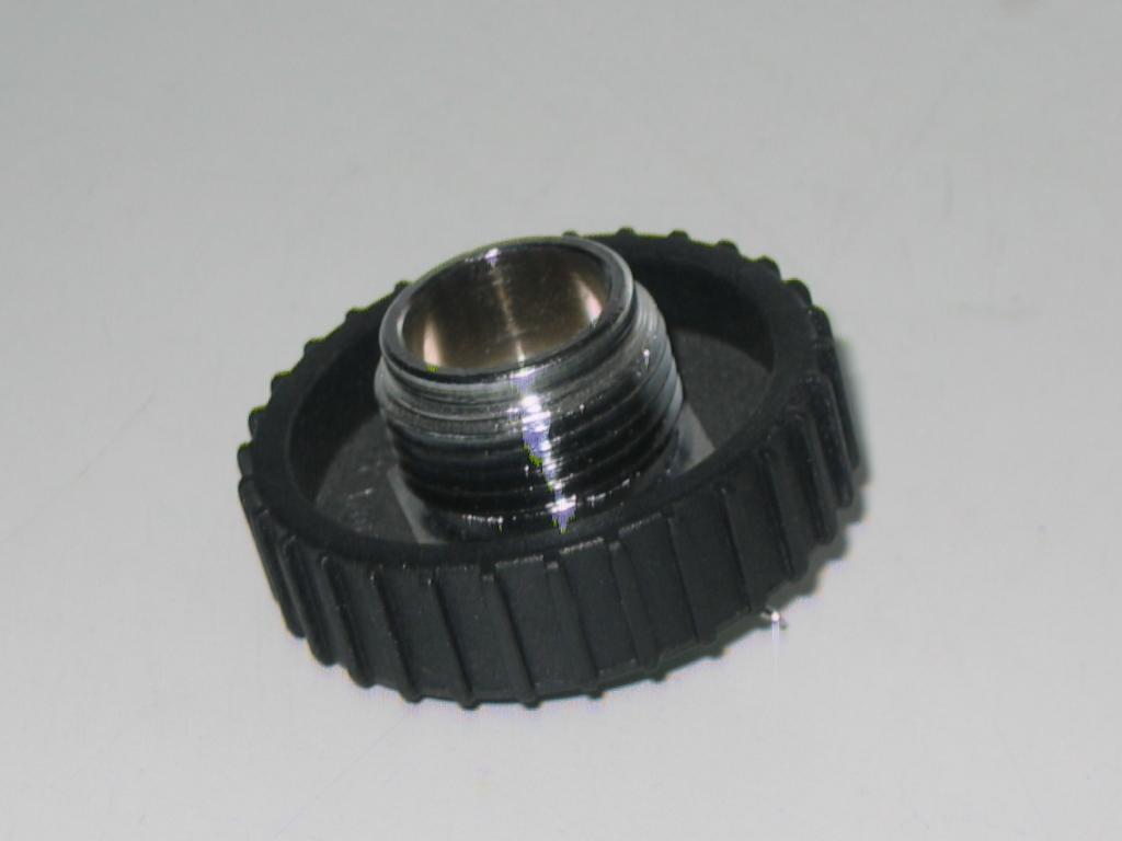 Schutzverschraubung für Ventil DIN, Scubapro