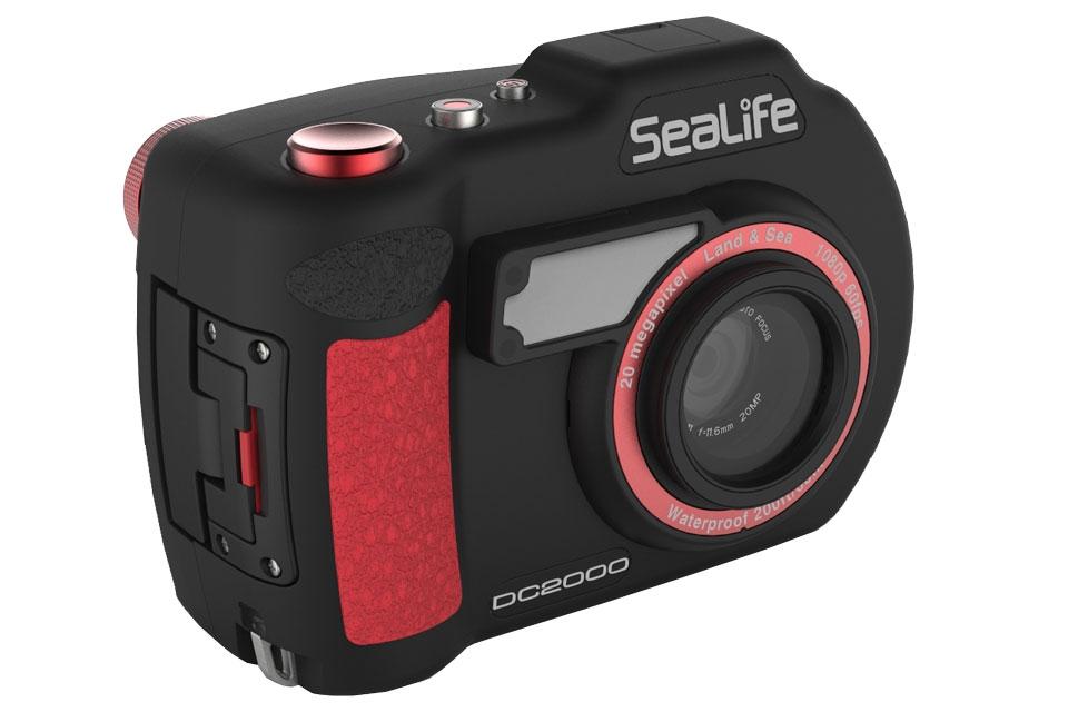 DC2000 Kamera Sealife